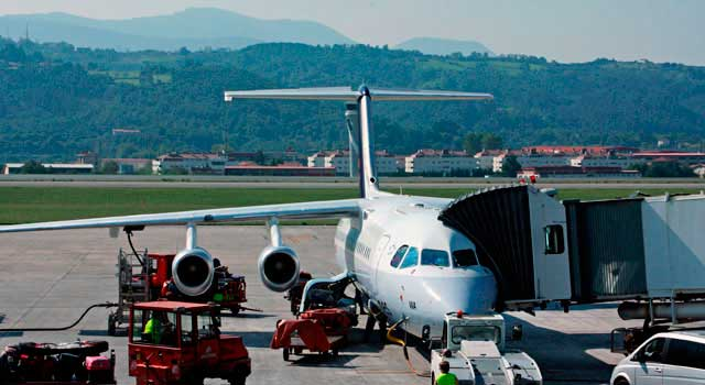 Bilbao Airport (IATA: BIO) is the 13th busiest airport in Spain.